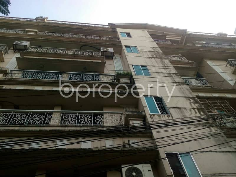 An Apartment Is Ready For Rent At Nasirabad Properties Residential Area , Near NCC Bank Limited