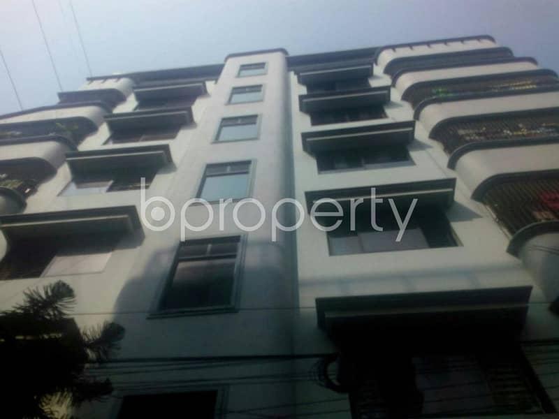 An Apartment Is Ready For Rent At Mohanagar Housing , Near Mohanagar Baitun Nur Jame Masjid.