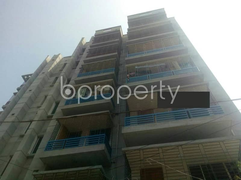 Create Your New Home In A Nice Flat For Rent In West Rampura, Near Rampura High School
