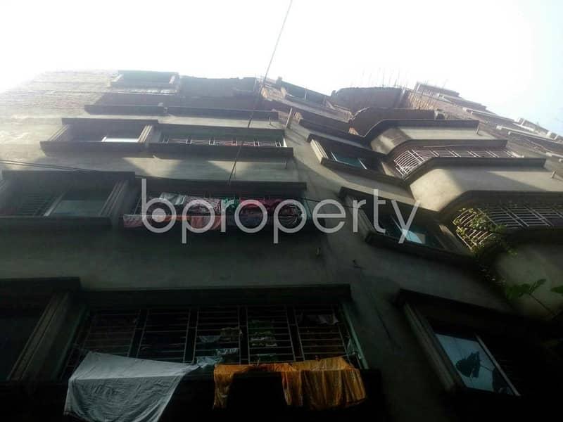 A Flat For Rent In West Rampura Near East Rampura High School