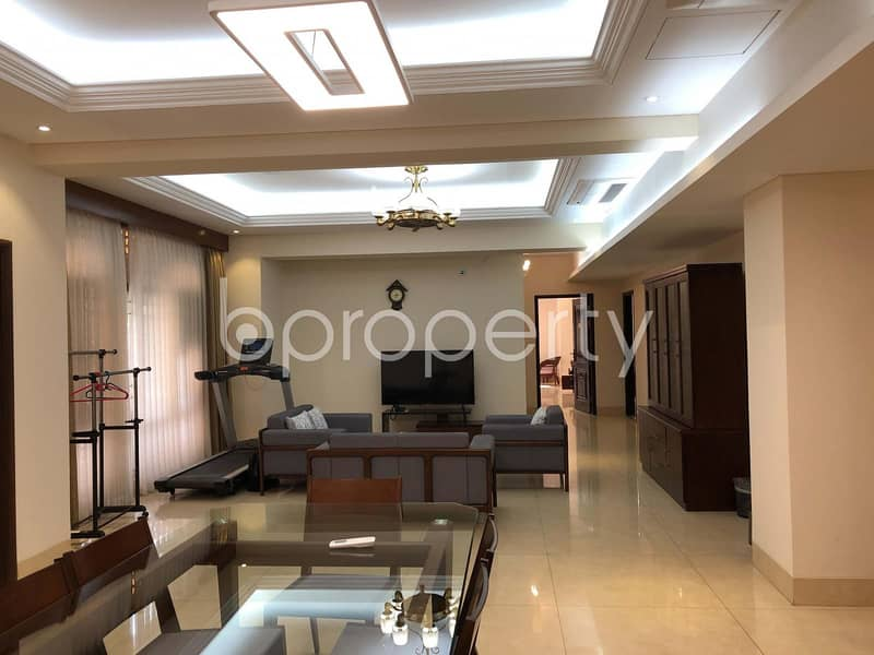 Well Planned Apartment for Rent in Gulshan nearby City Bank