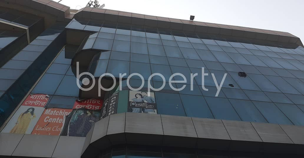 Acquire This Shop Which Is Up For Rent In Dhanmondi Near Mastermind School.