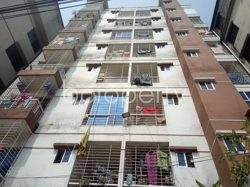 Apartment for Sale in Badda nearby Badda Thana