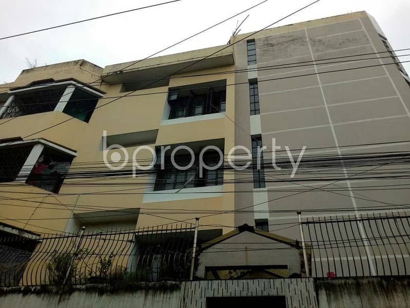 Apartment for Rent in Double Mooring nearby DBBL