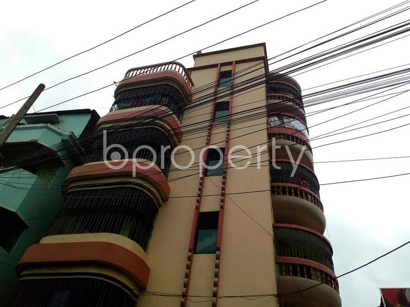 At Double Mooring, flat for Rent close to Double Mooring Jame Masjid