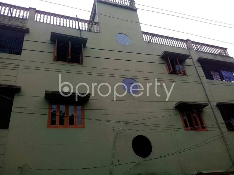 An Apartment Is Ready For Rent At Joydebpur , Near Marialy Government Primary School.