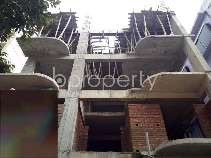 Visit This Apartment For Sale In Uttara Near 10 Number Sector Masjid.