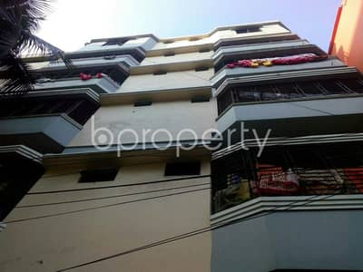 An Apartment Is Ready For Rent At CDA Avenue, Near Southeast Bank Limited.