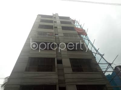 An Apartment Which Is Up For Sale At Modhubag Near To Rupali Bank Limited.