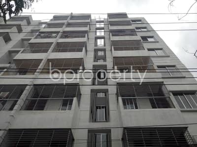 An Apartment Which Is Up For Sale At Maghbazar Near To Holy Child Pre-Cadet School and College.