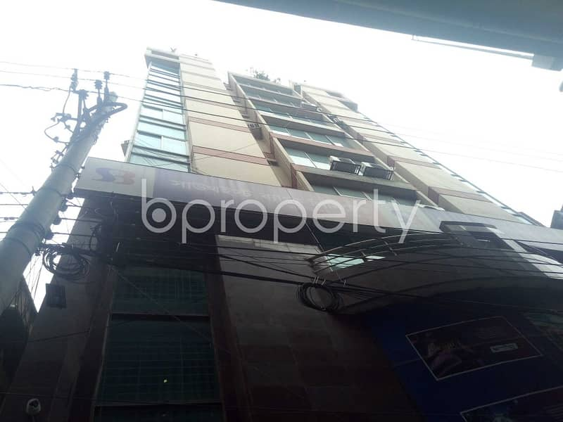 Visit This Apartment For Sale In Boro Maghbazar Near Baitul Mamun Jame Masjid.