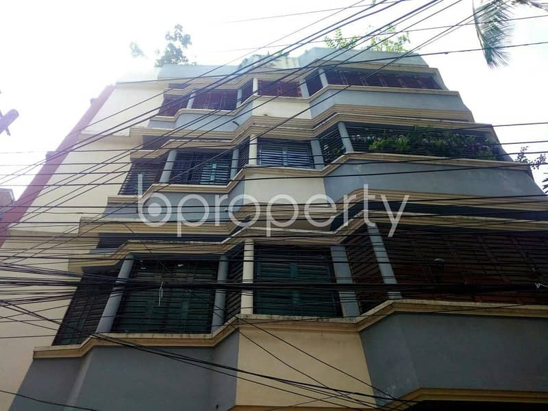 A Nice Residential Flat For Rent Can Be Found In East Nasirabad Nearby Baitus Salam Jame Mosque