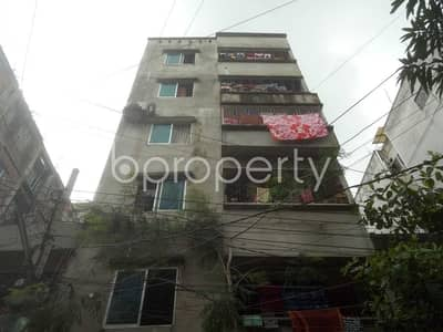 An Apartment Up For Sale Is Located At Mirpur , Near To MIRPUR D BLOCK JAME MASJID