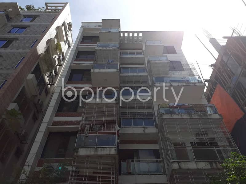Apartment For Rent In Bashundhara Nearby American International University-bangladesh