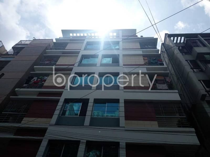 An Apartment Is Ready For Rent At Uttara , Near Uttara City College