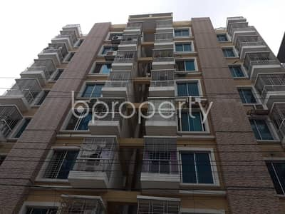 Visit This Apartment For Sale In Bashundhara R-A Near Viquarunnisa Noon School and College.