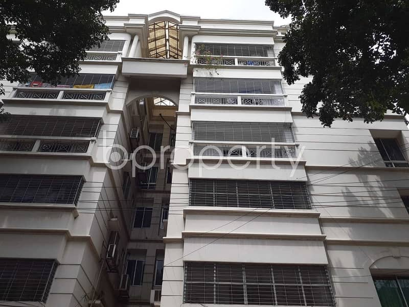 An Apartment Is Ready For Rent At Gulshan 2, Near Scholastica School Gulshan