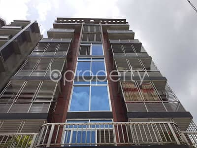 An Apartment Is Ready For Rent At Bashundhara R-A, Near Apollo Hospitals.