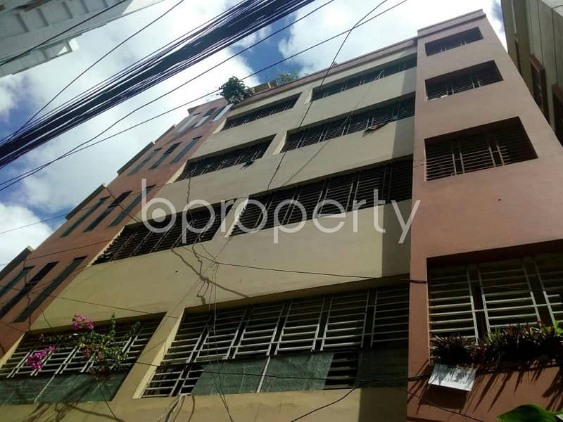 At East Nasirabad Nice Flat Up For Rent Near Nasirabad Government High School