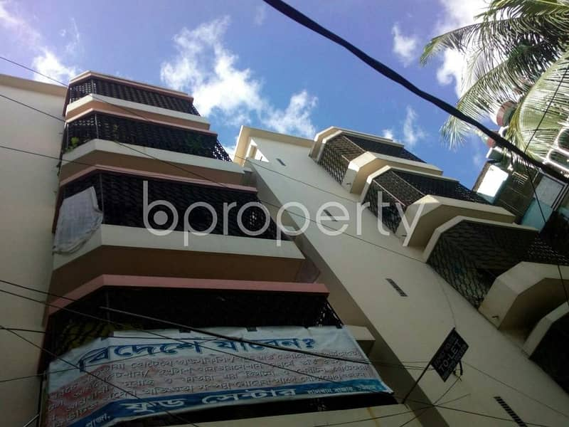 Nice Flat Can Be Found In East Nasirabad For Rent, Near Nasirabad Public School