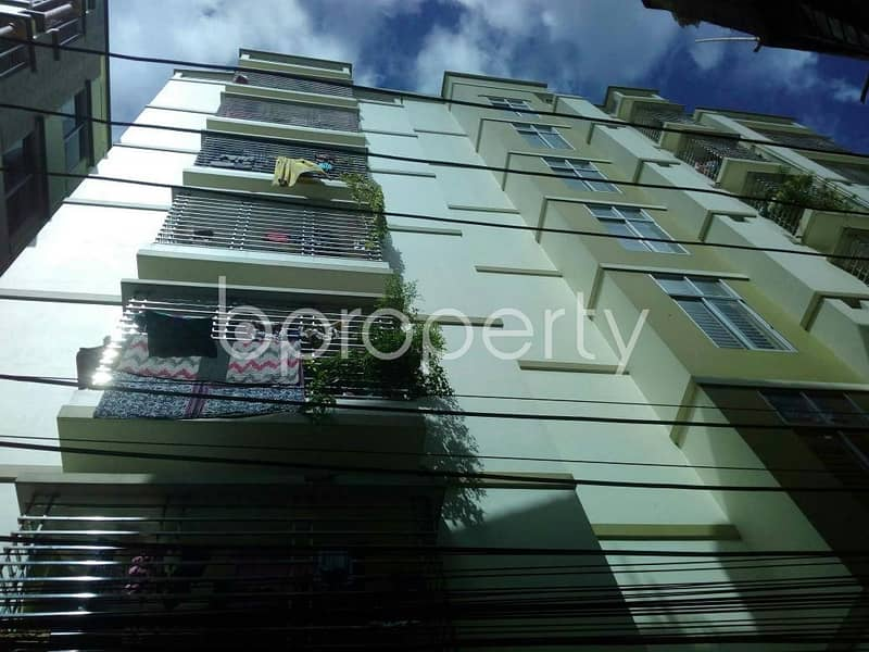 Rarely Available A Spacious Apartment Is Up For Rent At East Nasirabad Nearby Nasirabad Public School