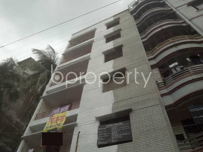 Find Your Desired Apartment At This Ready Flat For Sale At Mirpur Nearby Sher-e-bangla National Cricket Stadium