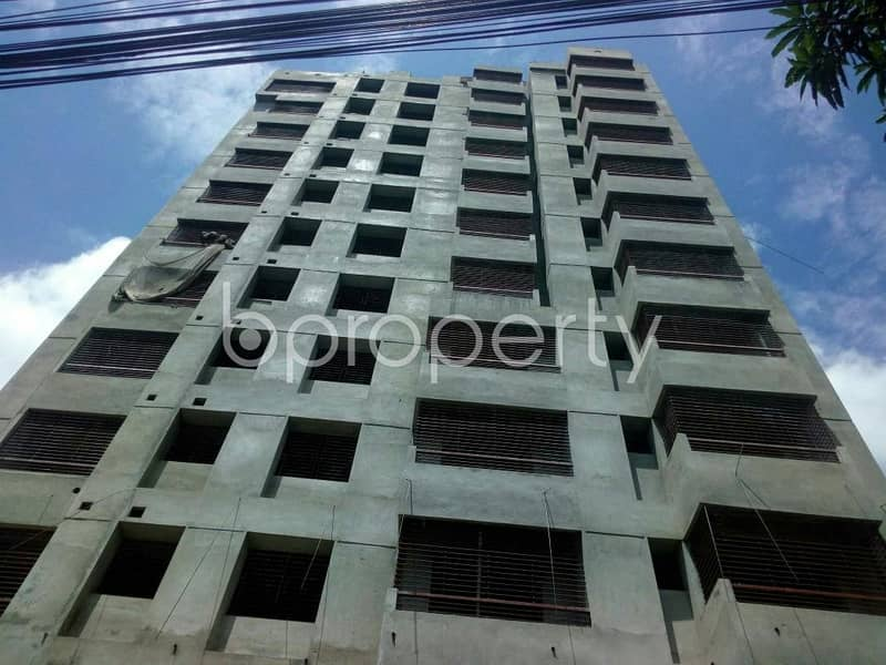 Create Your New Home In A Nice Flat For Sale In Manoharpur, Near Cumilla Government Womens' College
