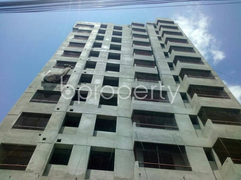At Manoharpur Nice Flat Up For Sale Near Cumilla Government Womens' College