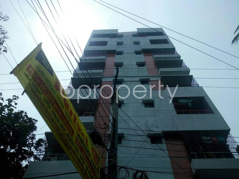 NearHigh School flat for rent in Thakur Para