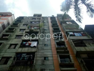 This Ready Apartment At South Thakur Para, Near Postal Colony Jame Masjid Is Up For Sale.