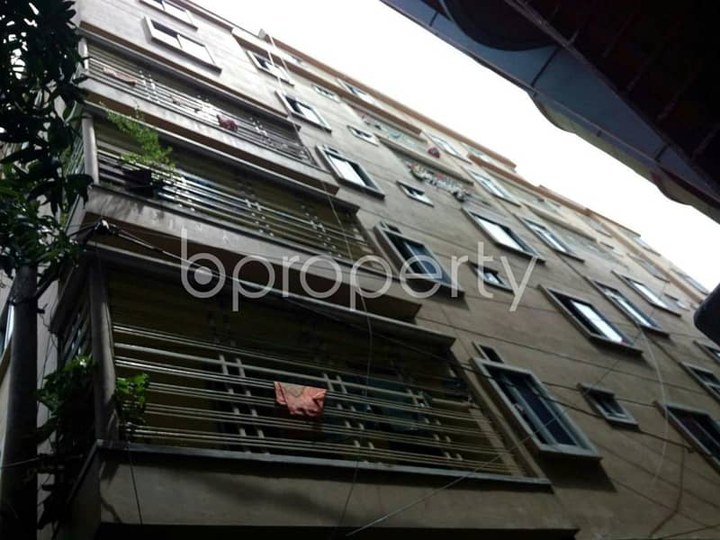 An Apartment Is Up For Rent In Hathazari , Near Ncc Bank Limited. .