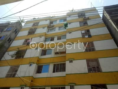 Start A New Home, In This Flat For Sale In Mirpur, Near Baitul Jannah Jame Masjid And Madrasha Complex