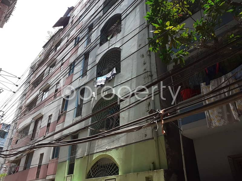 A Ready Flat Is Available For Rent At Agargaon Nearby Global School & College