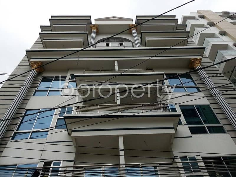 See This Business Space Up For Rent Located In Aftab Nagar Near East West University