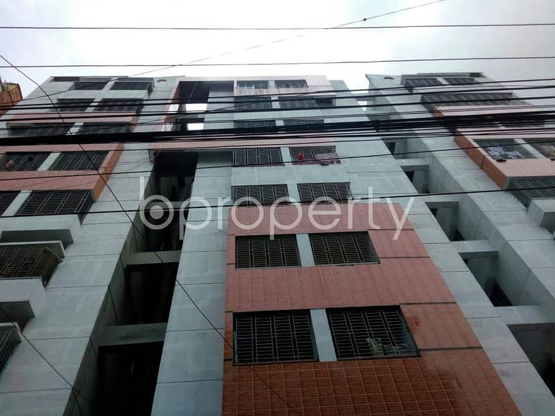 An Apartment for rent at Kandirpar near Comilla Victoria Government College