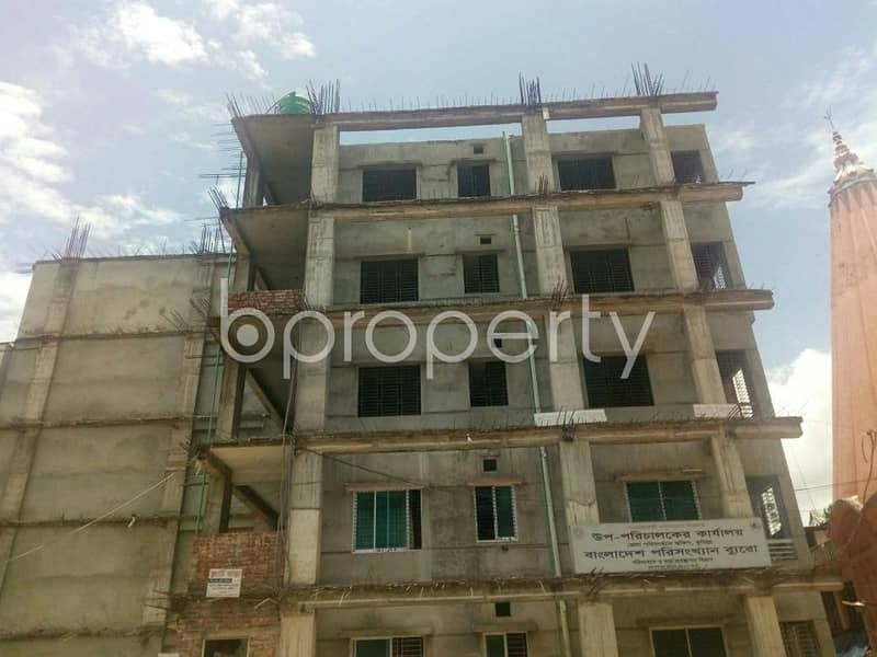 Near Kacha Bazar flat for rent in Bagichagaon