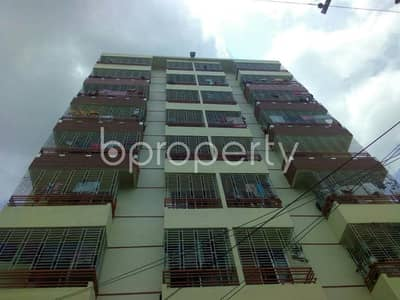850 SQ Ft apartment for rent is located on Race Course near to Cumilla Markaj Mosjid