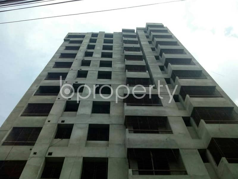 Visit this apartment for sale of 1372 SQ FT in Manoharpur near Cumilla Victoria Government College Masjid.