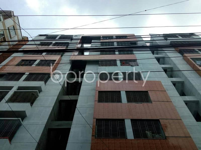 This 1215 SQ Ft apartment up for rent in Manoharpur, near Cumilla Victoria Government College Masjid