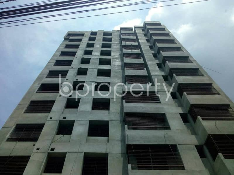 1280 SQ FT apartment is up for sale at Manoharpur near to Comilla Victoria Government College