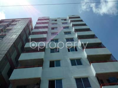 Visit this apartment for rent of 1050 SQ FT in Race Course near Cumilla Markaj Mosjid.