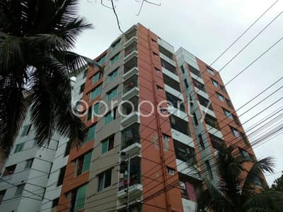 This 1120 SQ Ft apartment up for rent in Bagichagaon, near Bagichagaon Boro Jame Masjid