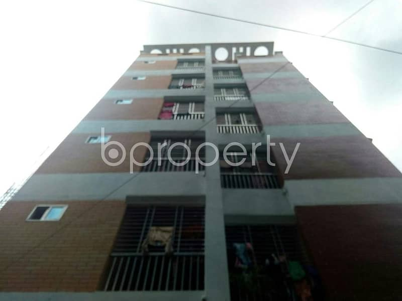 Flat For Rent In Bagichagaon Near Comilla Export Processing Zone
