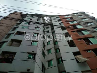 1400 SQ FT apartment is up for rent in Bagichagaon, near Dutch-Bangla Bank Limited.