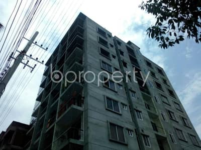 Visit this apartment for sale covering an area of 1162 SQ FT in Race Course near Cumilla Markaj Mosjid