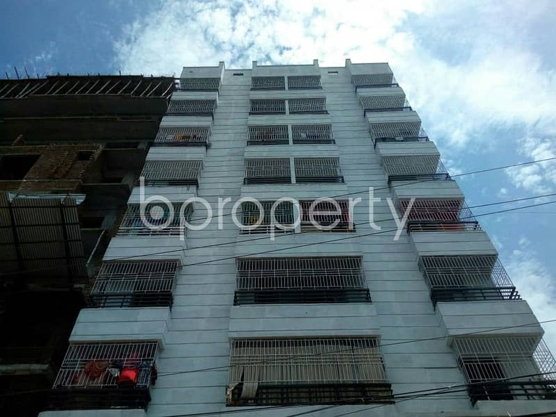 1350 SQ FT apartment is up for sale in Ashoktala, near Masud Medical Hall.