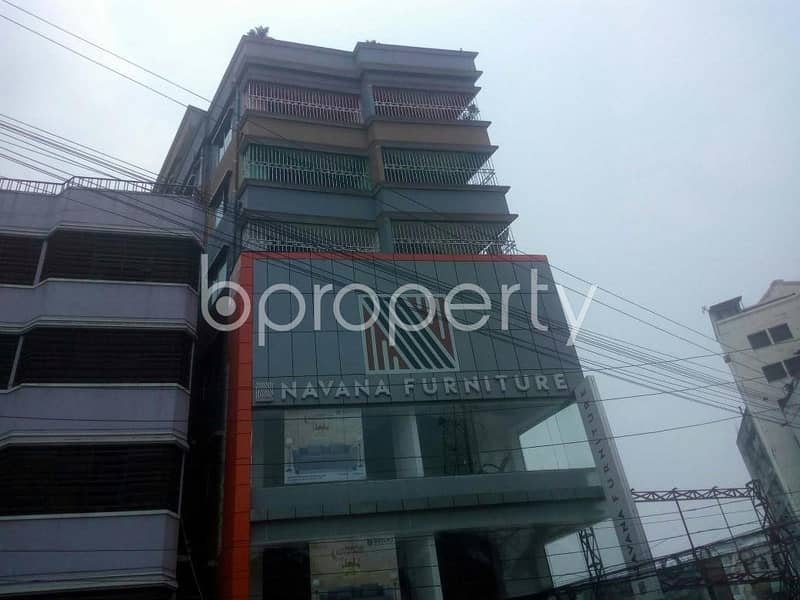 An Office Space Is For Rent Which Is Located On Rampura, Nearby Brac Bank Limited Rampura Branch.