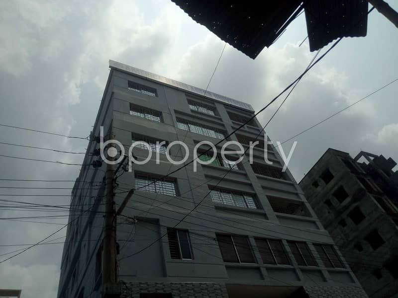 2500 sq. ft. Commercial space is available for rent in baridhara nearby British School of Law