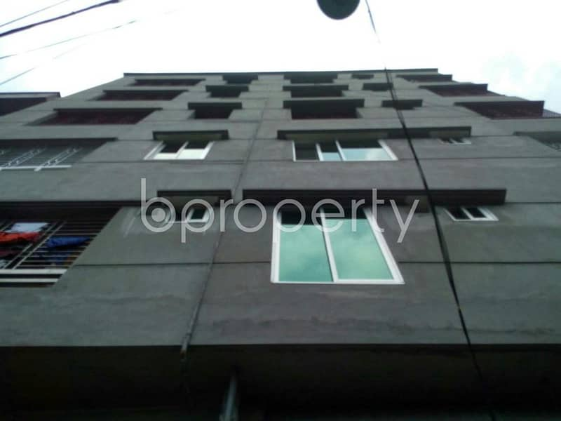 Flat For Rent In Jhautola Near Dutch-bangla Bank Limited