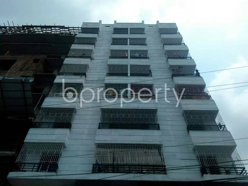Apartment For Sale Is Located At Ashoktala, Near To Masud Medical Hall